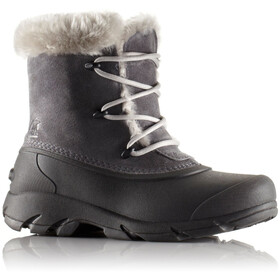 Sorel Snow Angel Lace Boots Women Charcoal